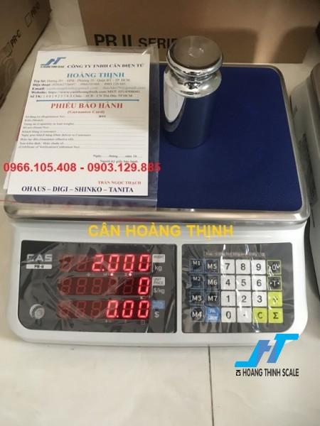 Cân điện tử tính tiền CAS PRII 30kg cân chuyên dùng cho cân siêu thị bán hàng được Cân Hoàng Thịnh cung cấp chính hãng chất lượng. Liên hệ 0966.105.408 để được giảm giá ngay 10%