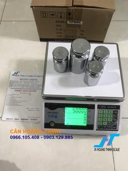 Cân điện tử đếm mẫu TPSC 3kg được Cân Hoàng Thịnh cung cấp cân đếm số lượng chính hãng chất lượng cao. Liên hệ 0966.105.408 để được giảm giá ngay 10%