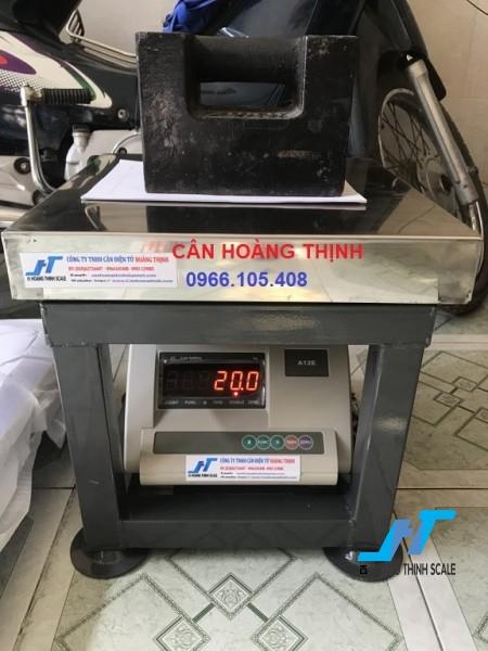 Cân điện tử ghế ngồi A12E 100kg là mẫu cân điện tử dạng ghế 100kg được Cân Hoàng Thịnh cung cấp chất lượng cao, giao hàng miễn phí. Liên hệ 0966.105.408 để được giảm giá 10%
