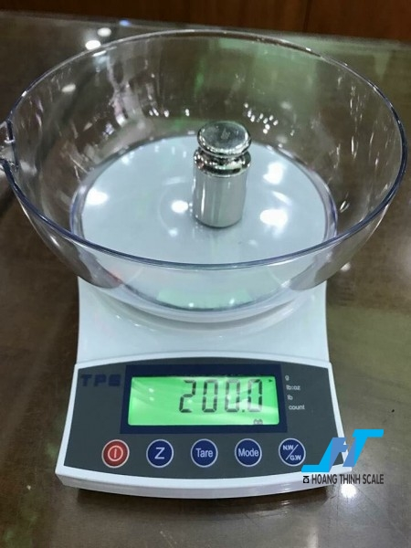 Cân điện tử VMC FRJ 2kg là mẫu cân điện tử cân trọng lượng, cân nông sản, cân dùng trong nhà bếp để cân các loại vật nhỏ