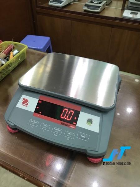 Cân điện tử OHAUS 6kg được Cân Hoàng Thịnh cung cấp hàng chính hãng chất lượng cao, giao hàng miễn phí tận nơi. Liên hệ 0966.105.408 để được giảm giá ngay 10%