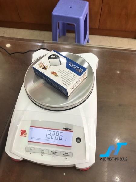 Cân điện tử kỹ thuật Ohaus PX 3200g 0.01g là mẫu cân được sử dụng trong phòng thí nghiệm, cân trọng lượng các mẫu vật nhỏ