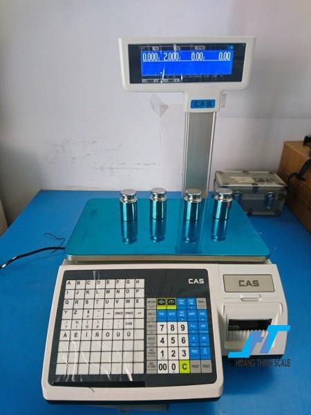 Cân điện tử siêu thị in tem CAS CL5200 30kg cân chuyên dùng cho cân siêu thị bán hàng được Cân Hoàng Thịnh cung cấp chính hãng chất lượng. Liên hệ 0966.105.408