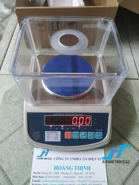 Cân điện tử kỹ thuật KD TBED 300g là mẫu cân được sử dụng trong phòng thí nghiệm, cân trọng lượng các mẫu vật nhỏ