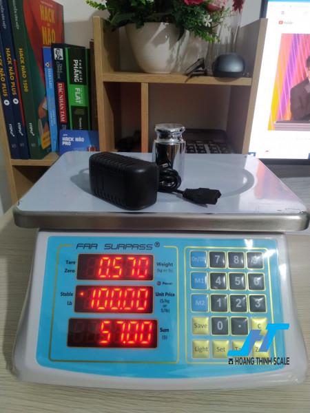 Cân tính tiền chống nước ACS 30kg là mẫu cân dùng trong bán hàng tính tiền chống nước trong môi trường thủy hải sản, gọi 0966.105.408 để được tư vấn báo giá chi tiết