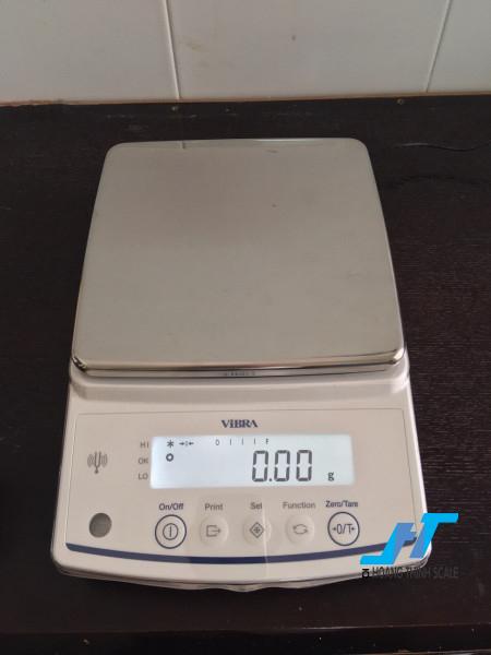 Cân kỹ thuật Vibra Shinko AB3202 được Cân Hoàng Thịnh cung cấp chính hãng chất lượng, cung cấp phân phối trên toàn quốc gọi 0966.105.408 để được tư vấn báo giá tốt nhất