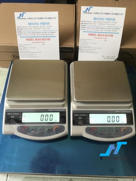 cân kỹ thuật shinko gs 2200g - 0.01g